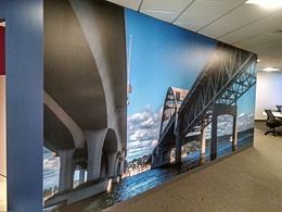 Wallcovering, Installations, Paperhanger, Commercial, Wallpaper, Murals, Seattle, Tacoma, Bellevue, Bremerton, Olympia, Yachts